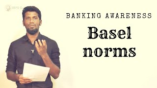 Basel Norms I | Expected question | Banking Awareness | Mr.Jack