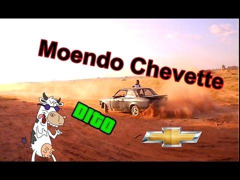 Cavalo De Pau Na Terra Chevette 75