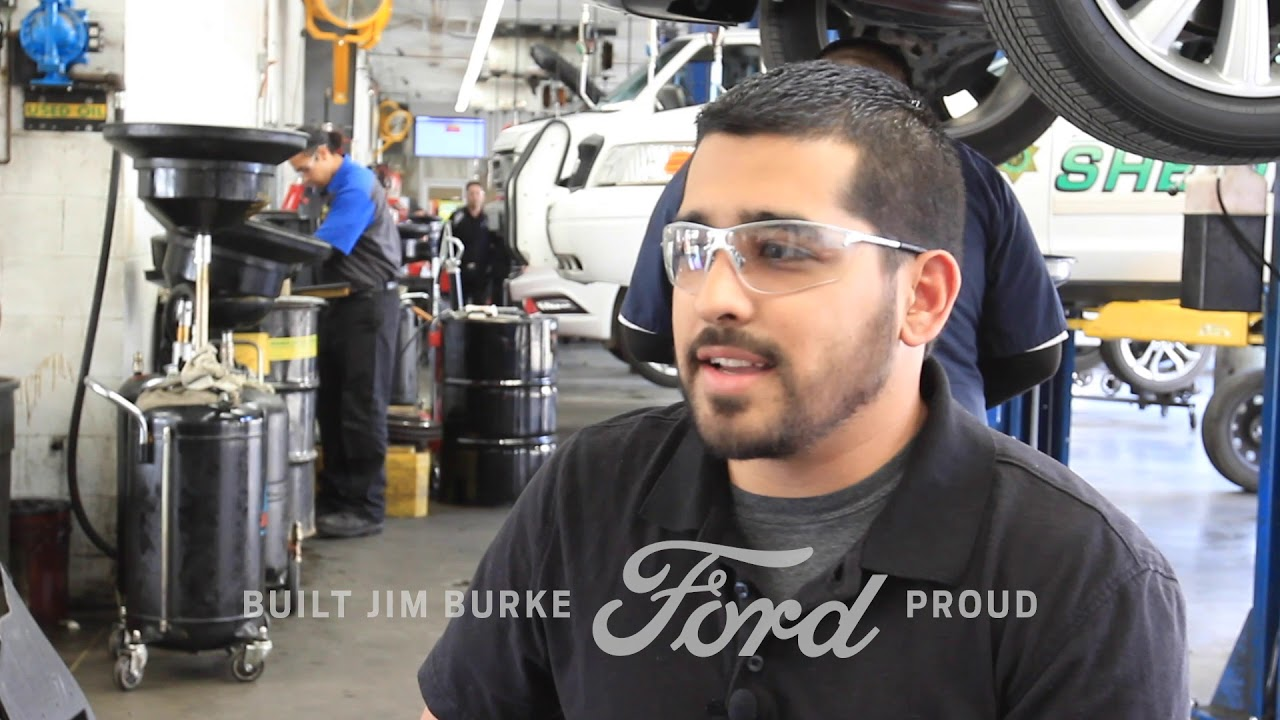 Jim Burke Ford >> Built Jim Burke Ford Proud Brandon Valdez
