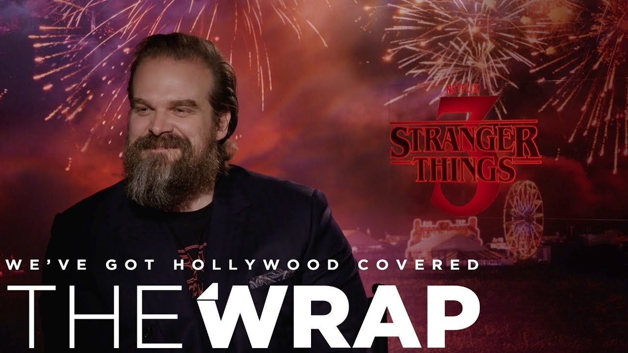 'Stranger Things 3': David Harbour Says Jopper Shippers' 'Thirst Will Be  Quenched' This Season