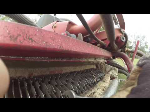 Greens and Grounds-Verticutting Greens