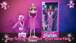 Barbie Day to Night