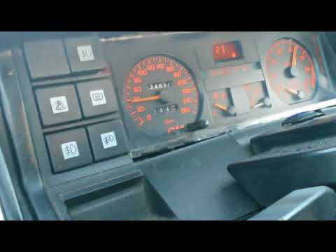 Renault 21 Turbo 0 - 240km/h In 19 Seg