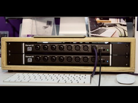 Apogee - Element Series Interfaces