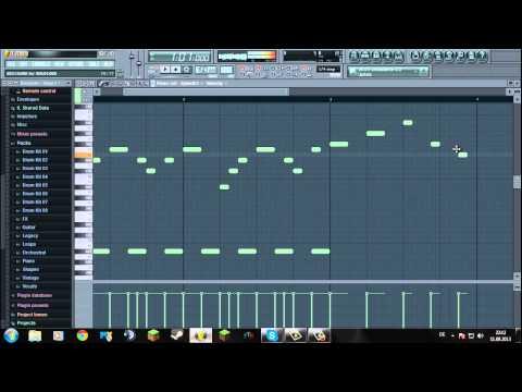 Phil Ty - A Kay A (Da Tweekaz Remix) FL Studio Mellow