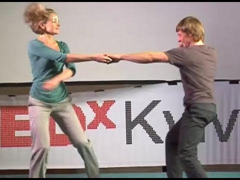 TEDxKyiv - Цветкова и Сторчак - Механика творчества
