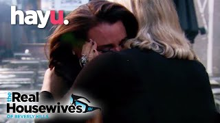 Kim & Lisa Epic Fight in Amsterdam: Pt. 2 | The Real Housewives of Beverly Hills