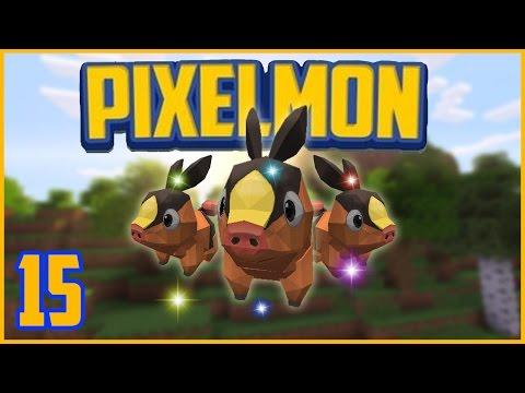 Minecraft: Pixelmon 3.2 - Episode 15-