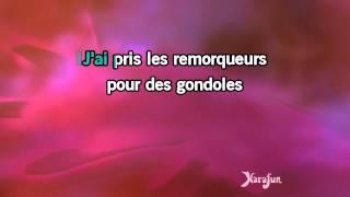 Karaoké Sur un prélude de Bach - Maurane *