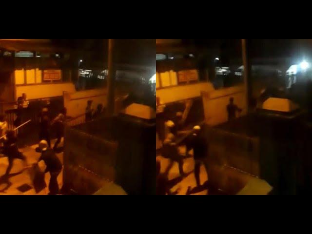 Dituduh Jual Shabu, Tawuran Sesama Warga di Jalan Wiraguna Palembang Pecah