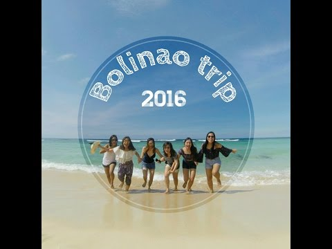 Trip to Bolinao, Pangasinan