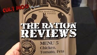 Chicken & Feta - The Ration Reviews - Ep.6