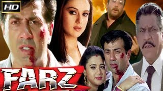 Farz  2001 - Action Movie|Jackie Shroff, Sunny Deol, Preity Zinta, Johnny Lever