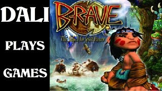 Brave The Search for Spirit Dancer: Game PS2