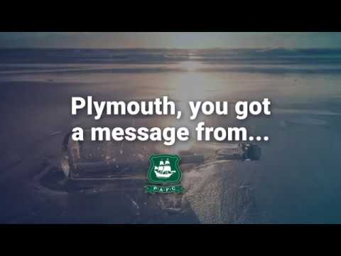 Plymouth Argyle Community Trust is on board #Mayflower400! Are you?