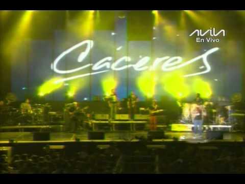 Cáceres en el Festival Suena Caracas 2014, concierto completo