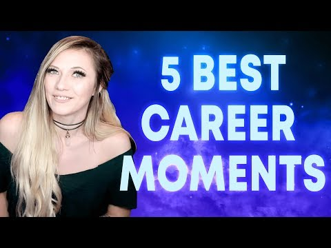 My 5 BEST CAREER moments | Designing a GEARS OF WAR weapon?! | LINDSAY ELYSE