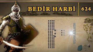 Bedir Muharebesi (624)  İslam Tarihi 2