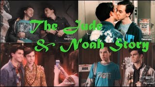 The Jude and Noah Story from the Fosters