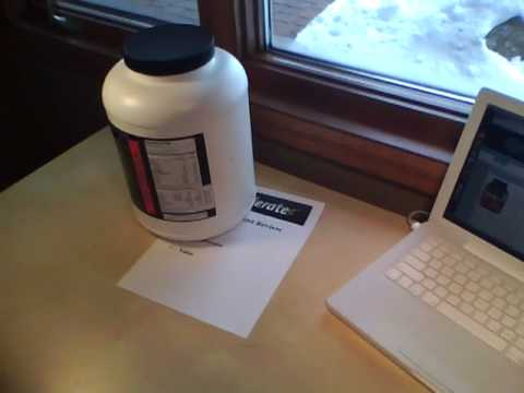 Muscle Gauge Nutrition Whey Protein