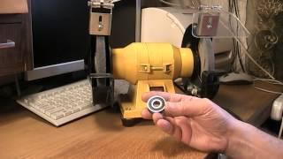 видео Как выбрать электрическое точило