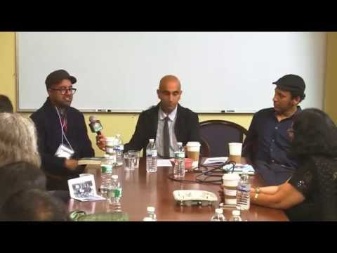 Comedy Writing with Aasif Mandvi, Rajiv Satyal and Rakesh Satyal Part 1