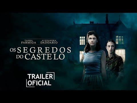Os Segredos do Castelo - Trailer (HD)