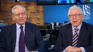 Journalists Woodward and Bernstein on Ben Bradlee's legacy