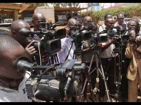 Kenyan media under fire for 'glorifying mediocre politics & bad leadership'