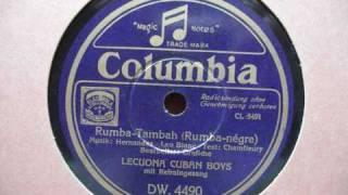 Rumba Tambah (Rumba negra)