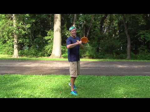 Disc Golf - Scott Stokely Driving Clinic - Forehand - 07-18-2015