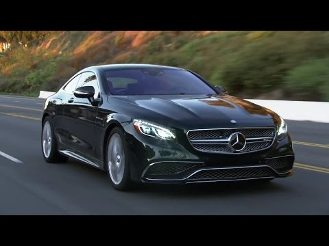 Mercedes - Benz S 65 AMG Coupe - венец мотостроения [Smotorom]