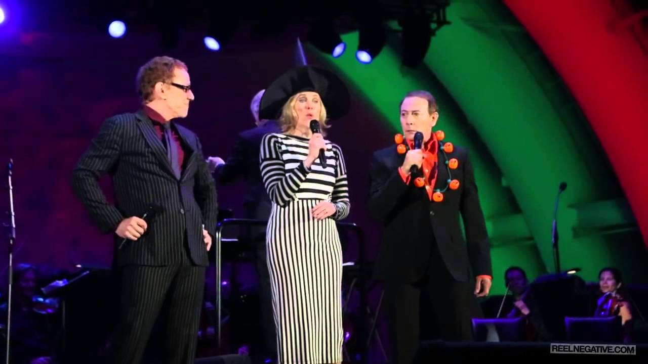 The Nightmare Before Christmas Danny Elfman Paul Reubens and ...