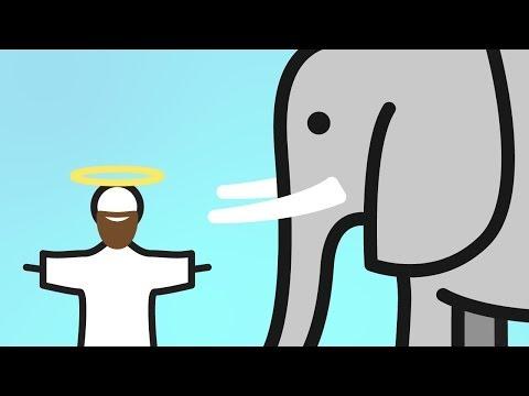 Jesus and the Elephant