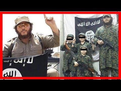 Australian isis terrorist khaled sharrouf and sons 'killed in syria' | CNN lastest news