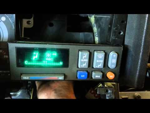 2000-gmc-c6500-topkick-ac-control-problem
