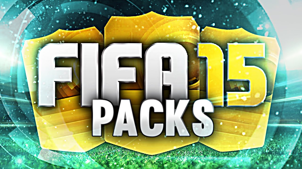 Fifa 15 pack opening youtube