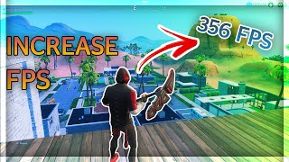 How to increase fortnite FPS for LOW END PC's / Laptops ! *2019*