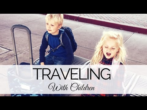 TRAVELING INTERNATIONALLY with CHILDREN | BusbeeStyle com