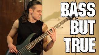 Metallica SAD BUT TRUE bass cover (free bass tabs on AndriyVasylenko.com)