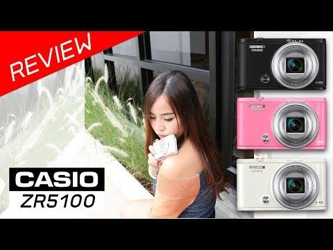 รีวิว Casio ZR5100 เปรียบเทียบ ZR5000 ภาพถ่าย วิดีโอ ฟรุ้งฟริ้ง by Casio ...