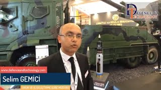 MKEK'den Türk Silahlı Kuvvetlerine yeni tank mühimmatı