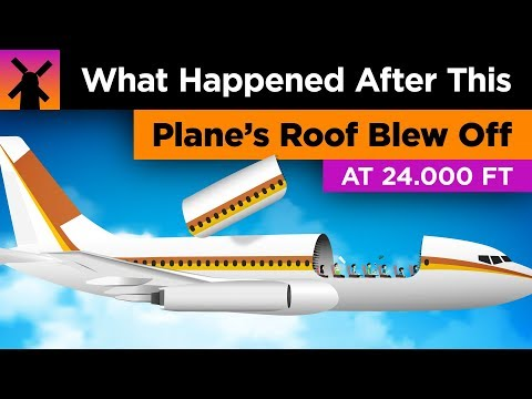 A Plane's Roof Blew Off at 24,000 Feet. Here's What Happened Next