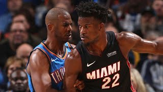 Miami Heat vs Oklahoma City Thunder Full Game Highlights | January 17, 2019-20 NBA Season