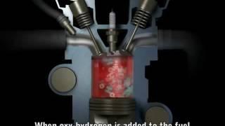 Hidrojenle çalışan otomobil [animasyon]