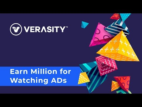 Earn Cryptocurrency For Watching Ads: Verasity Coin