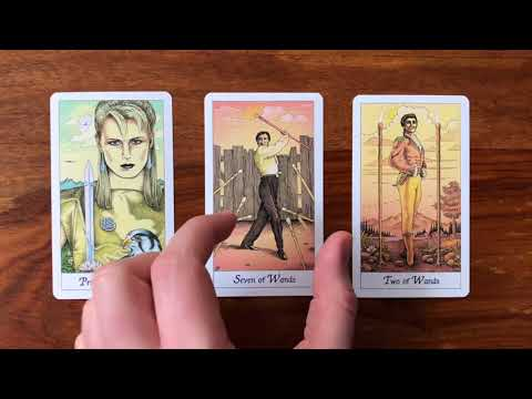 Daily Tarot Reading for 16 April 2018 | Gregory Scott Tarot