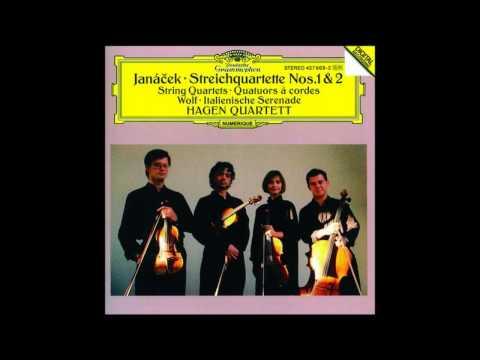 """Leos Janacek- String Quartet no. 2, """"Intimate Letters"""" [Hagen Quartett]"""