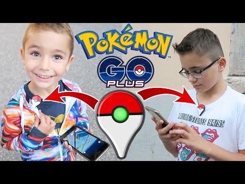 VLOG - POKEMON GO PLUS : Unboxing, Test & Chasse aux Pokémon !