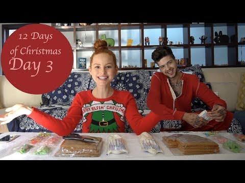 CRIBS - GINGERBREAD HOUSE EDITION | MADELAINE PETSCH